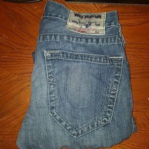 True Religion Jean's skinny